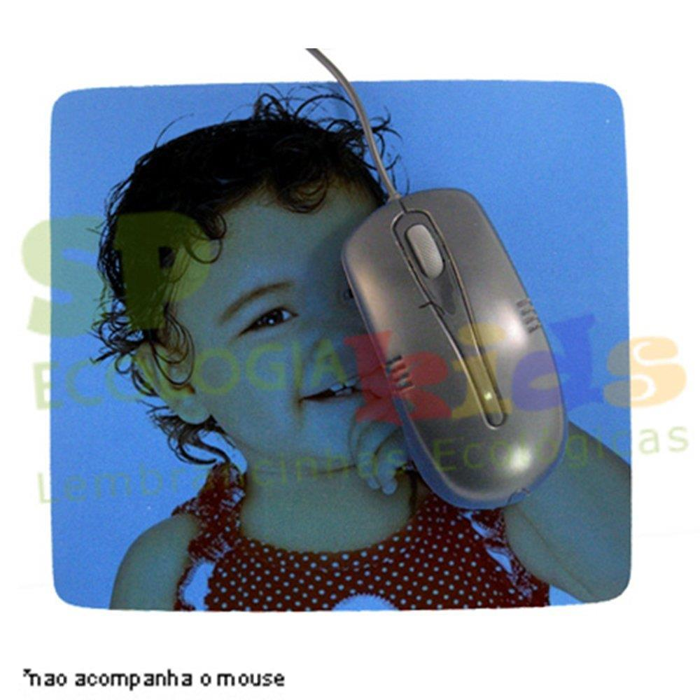 Kit Mouse Pad com Foto